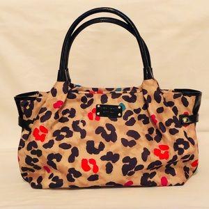 🎉HOST PICK!🎉  Kate Spade ♠️ Leopard Print Bag